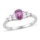 Ilakaka Hot Pink Sapphire Jewelry