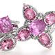 African Lilac Quartz Jewelry