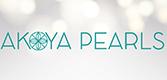 Akoya pearl logo.