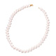 Akoya pearl beads necklace.