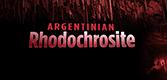 Argentinian Rhodochrosite Logo