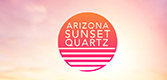 Arizona Sunset Quartz Logo
