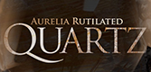 Aurelia Rutilated Quartz Logo