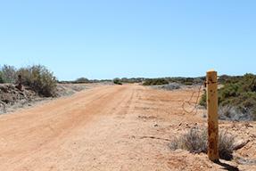 Western Australia, the source of Australian pink opal gemstone.