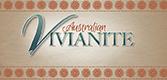 Australian Vivianite Logo