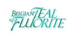 Belgian Teal Fluorite Logo