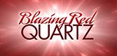 Blazing Red Quartz Logo