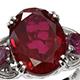 Blazing Red Quartz Jewelry