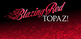 Blazing Red Topaz Logo