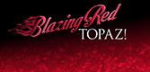 Blazing Red Topaz Logo