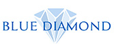 Blue Diamond Stone Logo