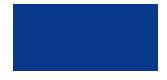 Blue spinel logo.