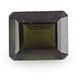 Bohemian moldavite cushion shape gemstone.