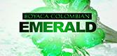 Boyaca Colombian Emerald Logo