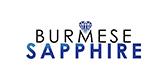 Burmese Sapphire Logo
