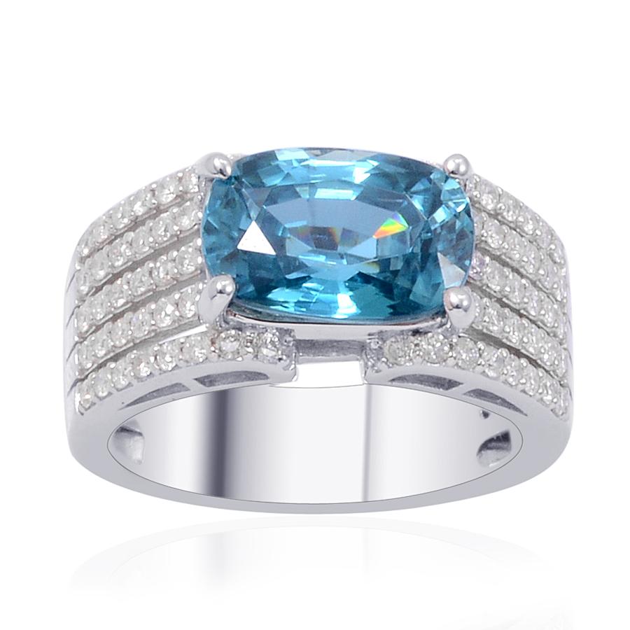 Is Blue Zircon A Natural Color