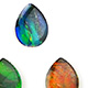Canadian Ammolite Jewelry