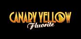 Canary Yellow Fluorite Logo