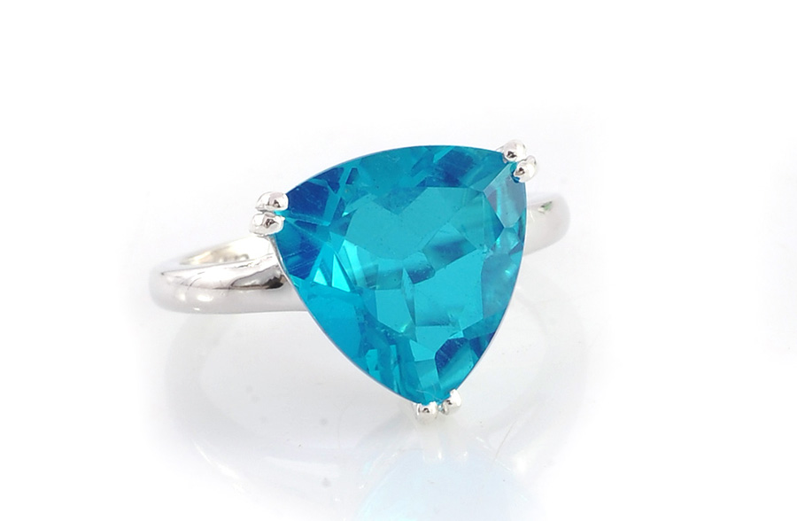 Blue Quartz Crystal Jewelry Information Meaning Value