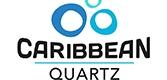 Caribbean Quartz logo.
