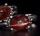 Cat's Eye Red Scapolite Jewelry