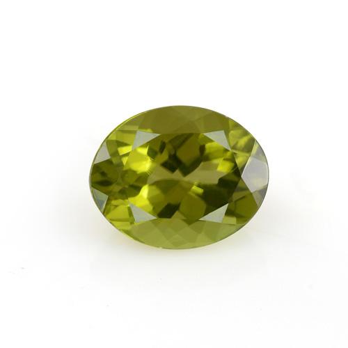Peridot stone.
