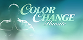 Color change fluorite banner.