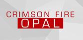 Crimson Fire Opal Logo
