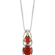 Crimson Fire Opal Jewelry