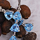 Electric Blue Topaz Jewelry