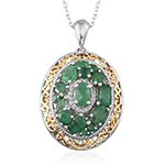 Shop for Kagem Zambian emerald jewelry.