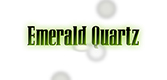 Emerald Quartz Logo