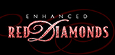 Enhanced Red Diamond Logo