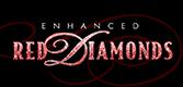 Enhanced Red Diamond Logo