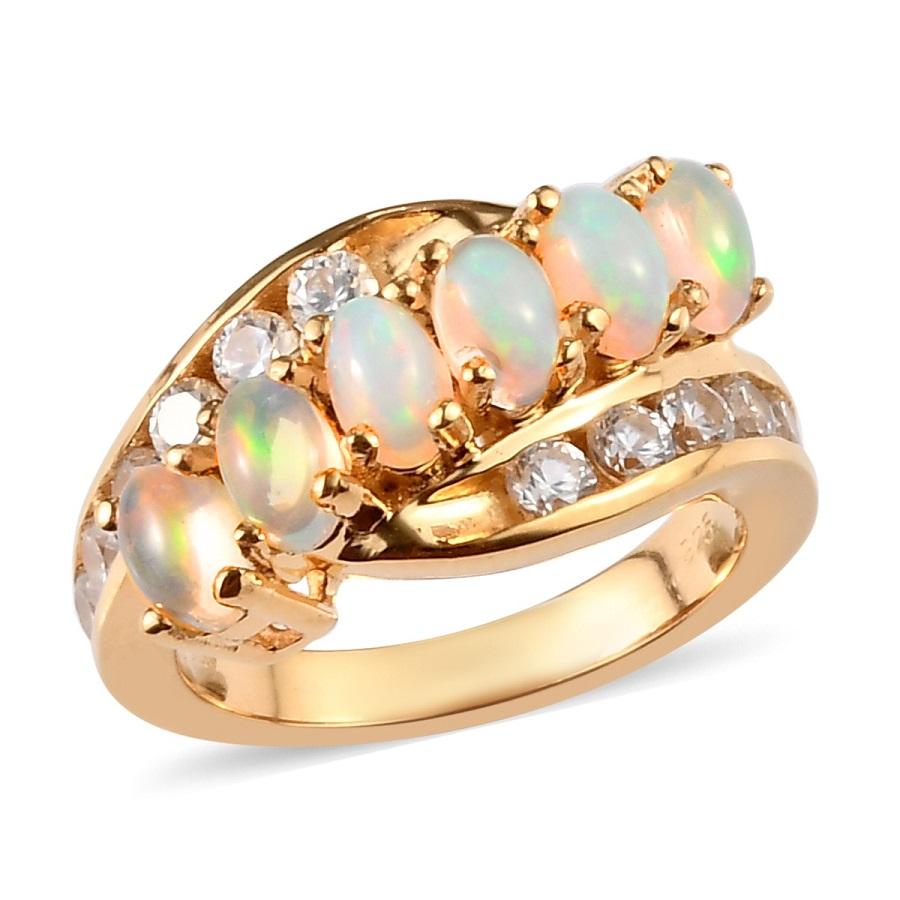 Ethiopian Opal Welo Opal Stone Meaning Properties