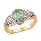 Ethiopian Emerald Jewelry