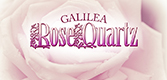 Galilea Rose Quartz Logo