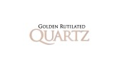 Golden Rutilated Quartz Logo
