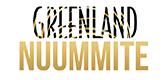 Greenland nuummite stone logo.