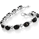 Explore stylish Greenland nuummite bracelet at Shop LC..