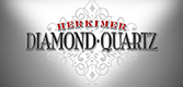 Herkimer Diamond Quartz Logo