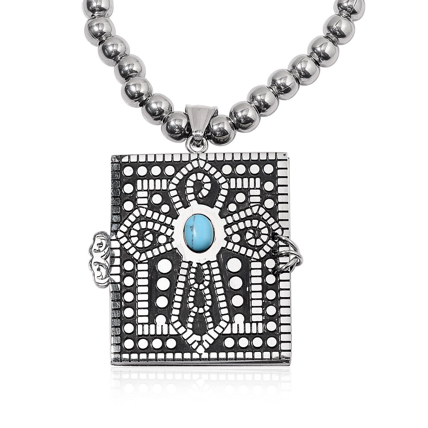 Shop for Howlite Necklaces.