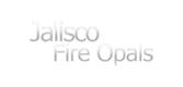 Jalisco Fire Opal Logo