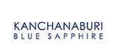 Kanchanaburi Blue Sapphire Logo