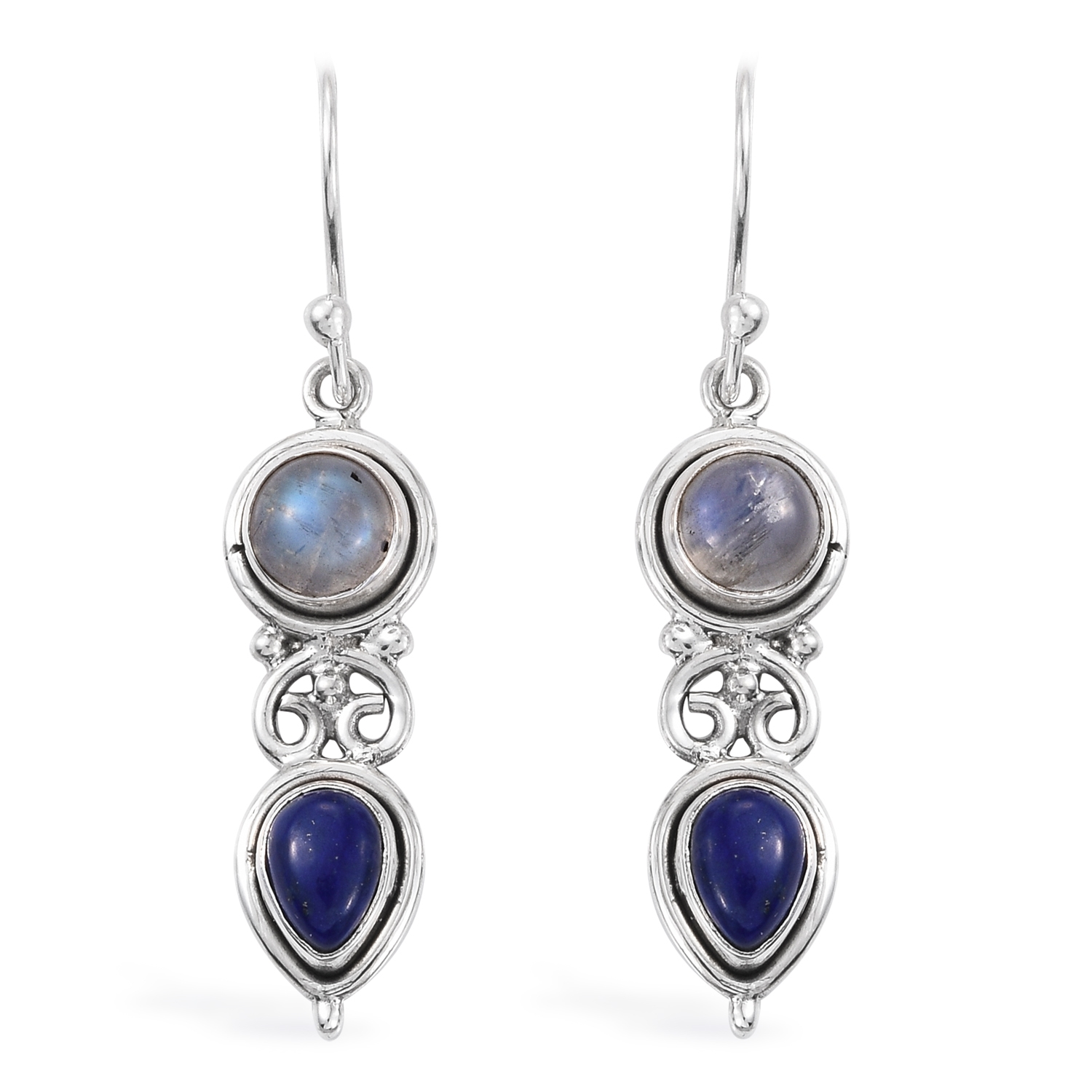 Shop for Lapis Lazuli Earrings.