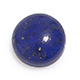 Lapis lazuli gemstone.