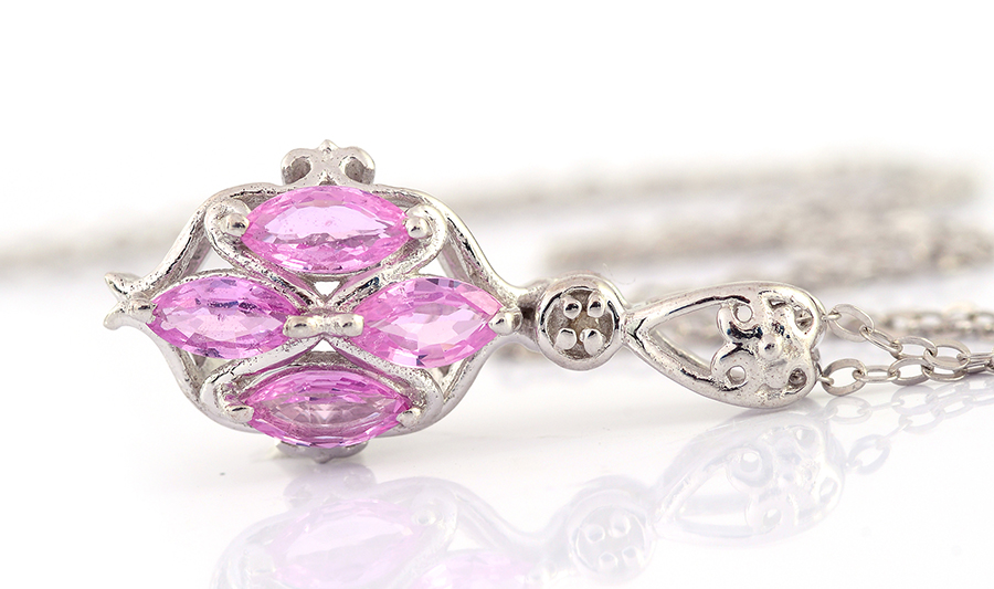 Pink Sapphire: Stone Meaning, Properties, Value Info | Shop LC