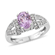 Marth Rocha Kunzite Ring