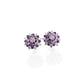 Mauve Sapphire Jewelry