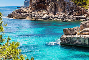 Coral stone mine from  Mediterranean Sea